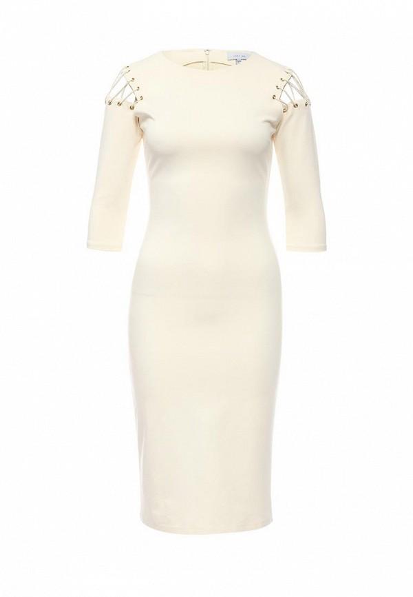Платье-миди LOST INK. (ЛОСТ ИНК.) FW16LIW1502017901