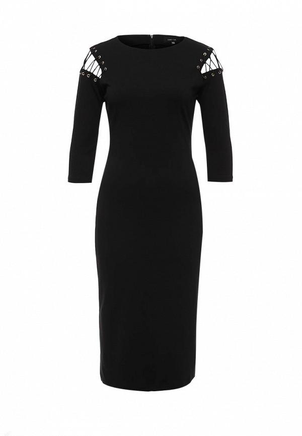 Платье-миди LOST INK. (ЛОСТ ИНК.) FW16LIW1502017902