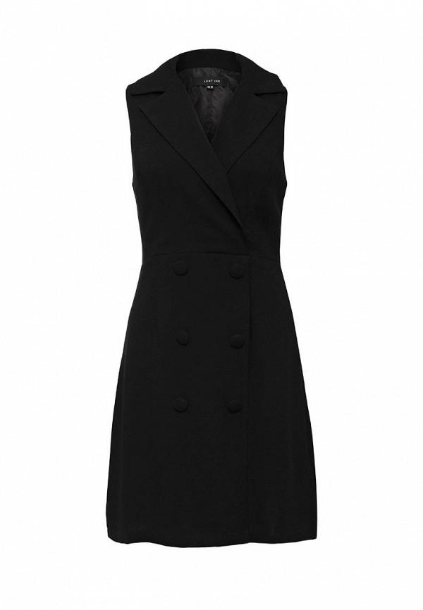 Платье-миди LOST INK. (ЛОСТ ИНК.) FW16LIW1502018801
