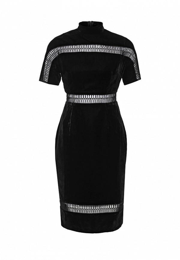 Платье-миди LOST INK. (ЛОСТ ИНК.) FW16LIW1502028501