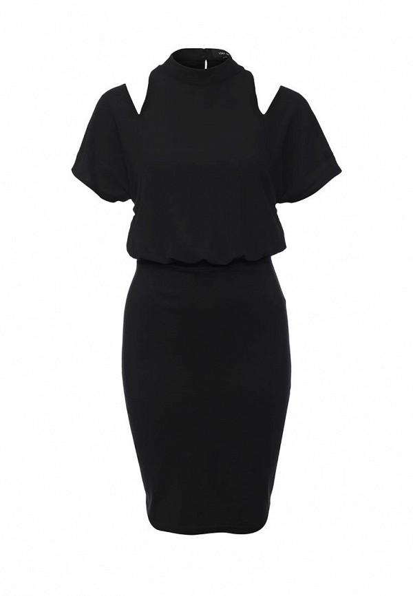 Платье-миди LOST INK. (ЛОСТ ИНК.) FW16LIW1502032101