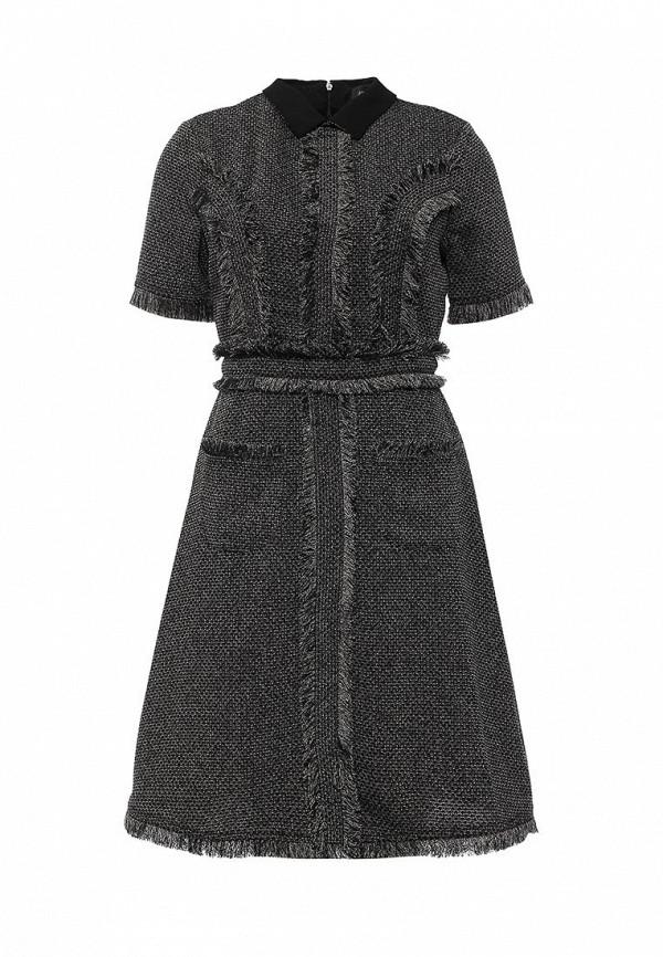 Платье-миди LOST INK. (ЛОСТ ИНК.) FW16LIW1502033001