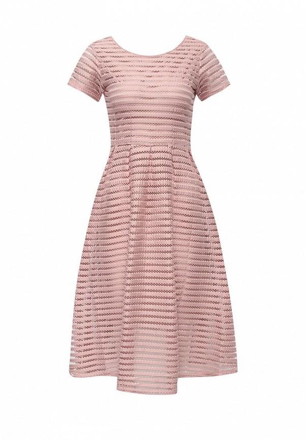 Платье-миди LOST INK. (ЛОСТ ИНК.) FW16LIW1502034301