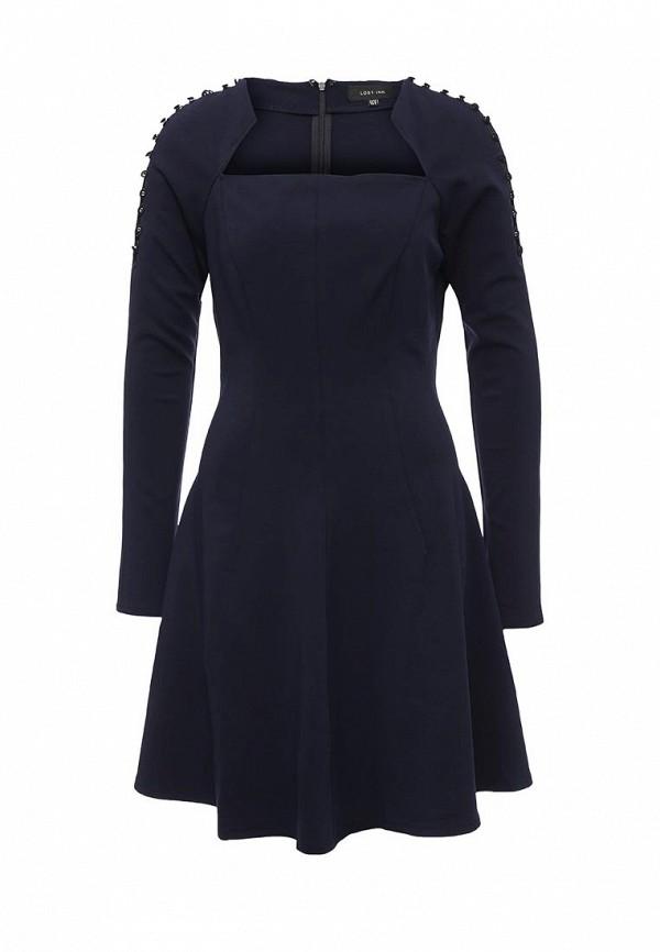 Платье-миди LOST INK. (ЛОСТ ИНК.) FW16LIW1502039401