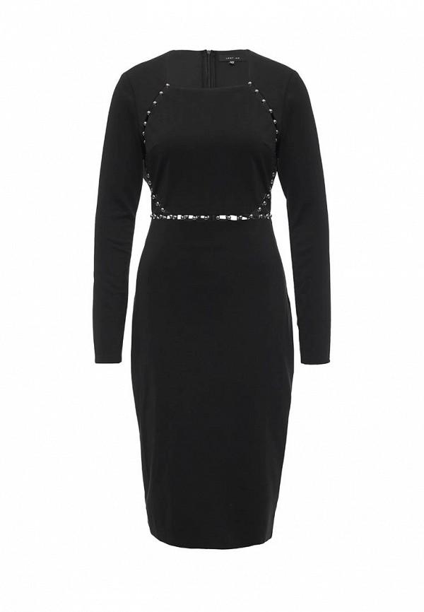 Платье-миди LOST INK. (ЛОСТ ИНК.) FW16LIW1502045301