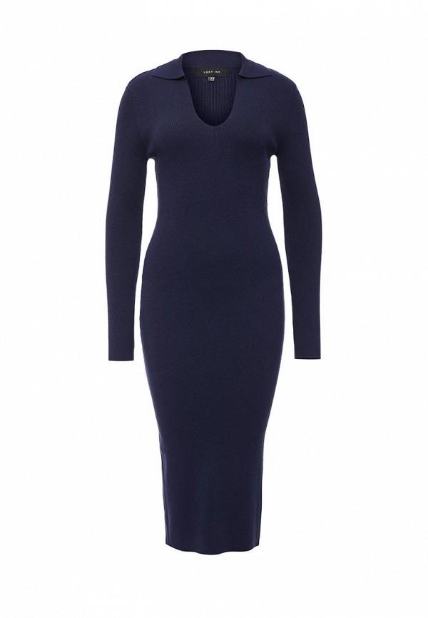 Вязаное платье LOST INK. (ЛОСТ ИНК.) FW16LIW1905004801