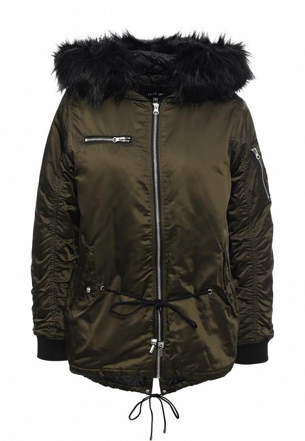 Утепленная куртка LOST INK. (ЛОСТ ИНК.) FW16LIW2001002601
