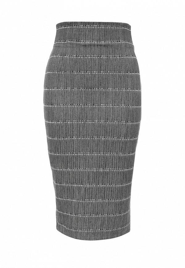 Прямая юбка LOST INK. (ЛОСТ ИНК.) FW16LIW1209001101