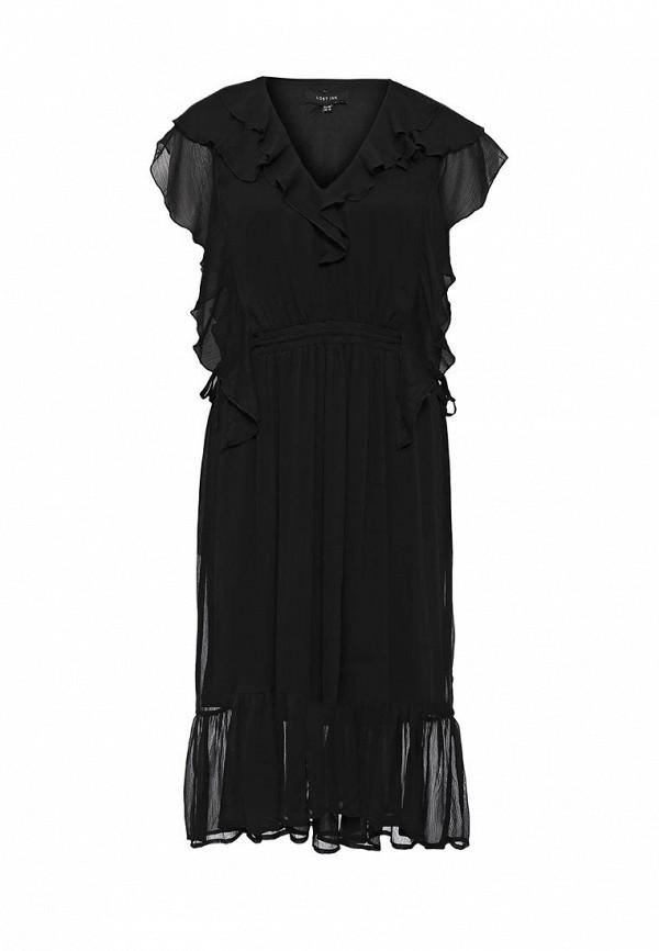 Платье-миди LOST INK. (ЛОСТ ИНК.) FW16LIW1502045601