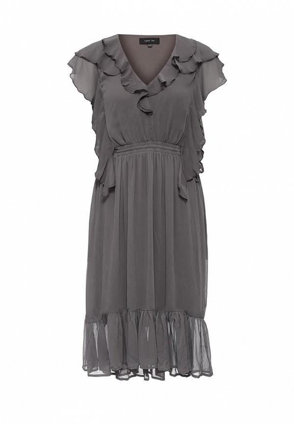 Платье-миди LOST INK. (ЛОСТ ИНК.) FW16LIW1502045602