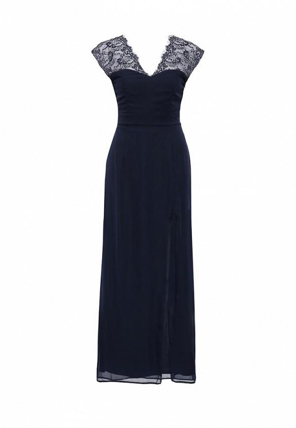 Платье-макси LOST INK. (ЛОСТ ИНК.) FW16LIW1502050401
