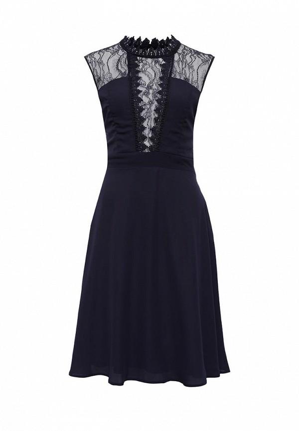 Платье-миди LOST INK. (ЛОСТ ИНК.) FW16LIW1502050601
