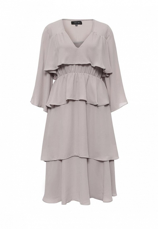 Вечернее / коктейльное платье LOST INK. (ЛОСТ ИНК.) FW16LIW1502040201