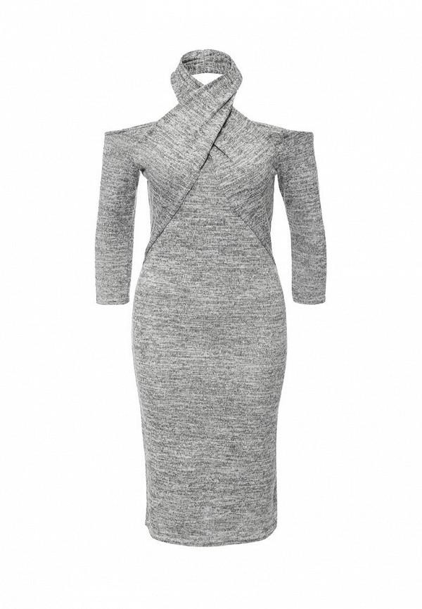 Платье-миди LOST INK. (ЛОСТ ИНК.) FW16LIW1502012401