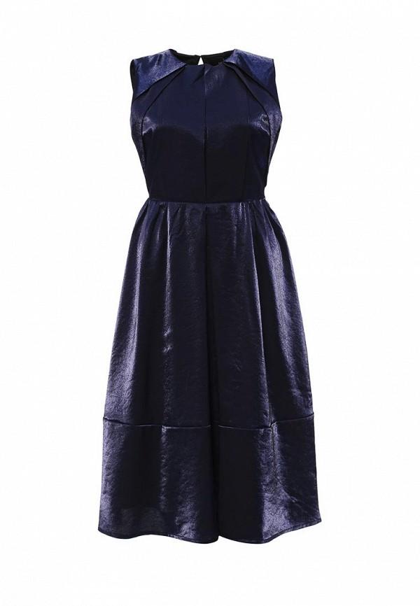 Платье-миди LOST INK. (ЛОСТ ИНК.) FW16LIW1502040501