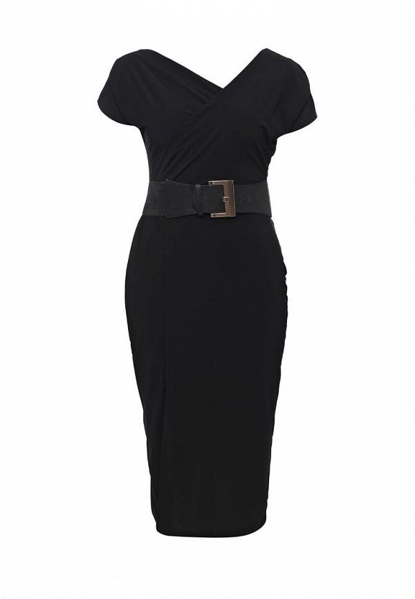 Платье-миди LOST INK. (ЛОСТ ИНК.) FW16LIW1502011501