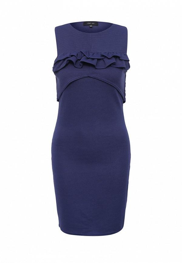 Платье-миди LOST INK. (ЛОСТ ИНК.) FW16LIW1502047201