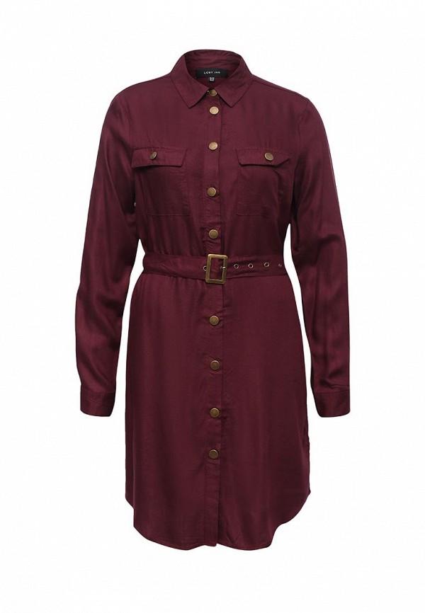 Платье-миди LOST INK. (ЛОСТ ИНК.) FW16LIW1502051701
