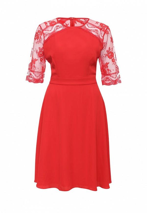 Вечернее / коктейльное платье LOST INK. (ЛОСТ ИНК.) FW16LIW1502050801