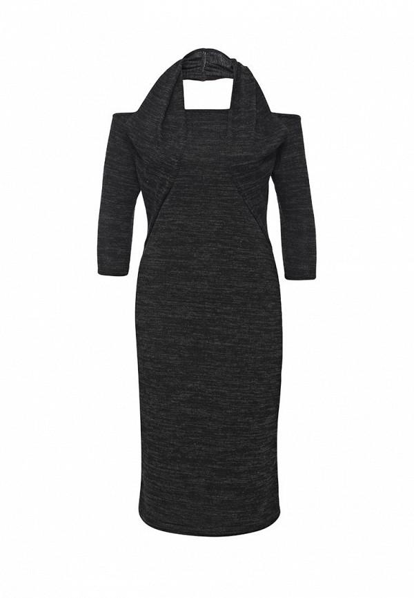 Платье-миди LOST INK. (ЛОСТ ИНК.) FW16LIW1502012403