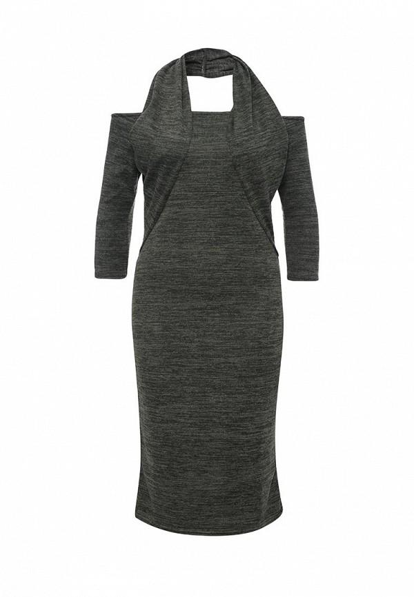 Платье-миди LOST INK. (ЛОСТ ИНК.) FW16LIW1502044201