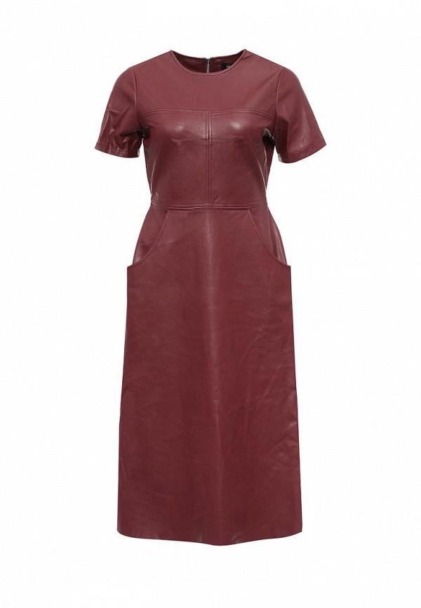Платье-миди LOST INK. (ЛОСТ ИНК.) FW16LIW1502031601