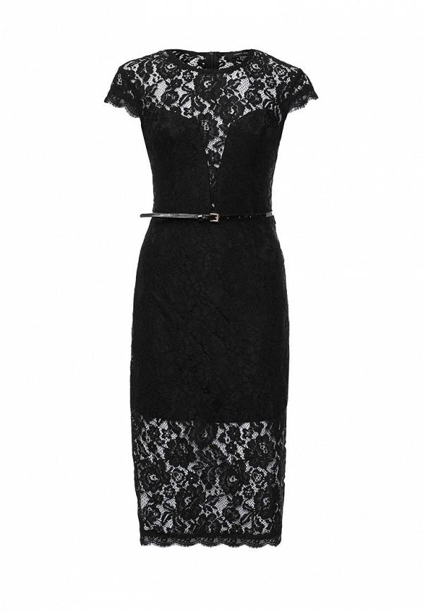 Платье-миди LOST INK. (ЛОСТ ИНК.) FW16LIW1502000802