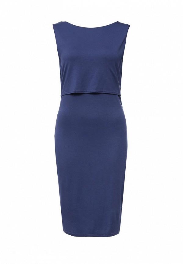 Платье-миди LOST INK. (ЛОСТ ИНК.) FW16LIW1502046501
