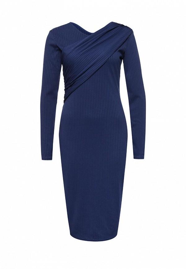 Платье-миди LOST INK. (ЛОСТ ИНК.) FW16LIW1502000601