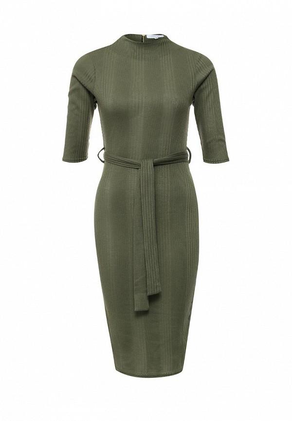 Платье-миди LOST INK. (ЛОСТ ИНК.) FW16LIW1502048701
