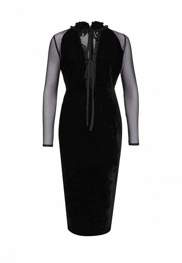 Платье-миди LOST INK. (ЛОСТ ИНК.) FW16LIW1502000301