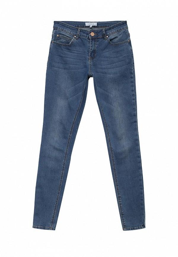 Зауженные джинсы LOST INK. (ЛОСТ ИНК.) 501114040040025