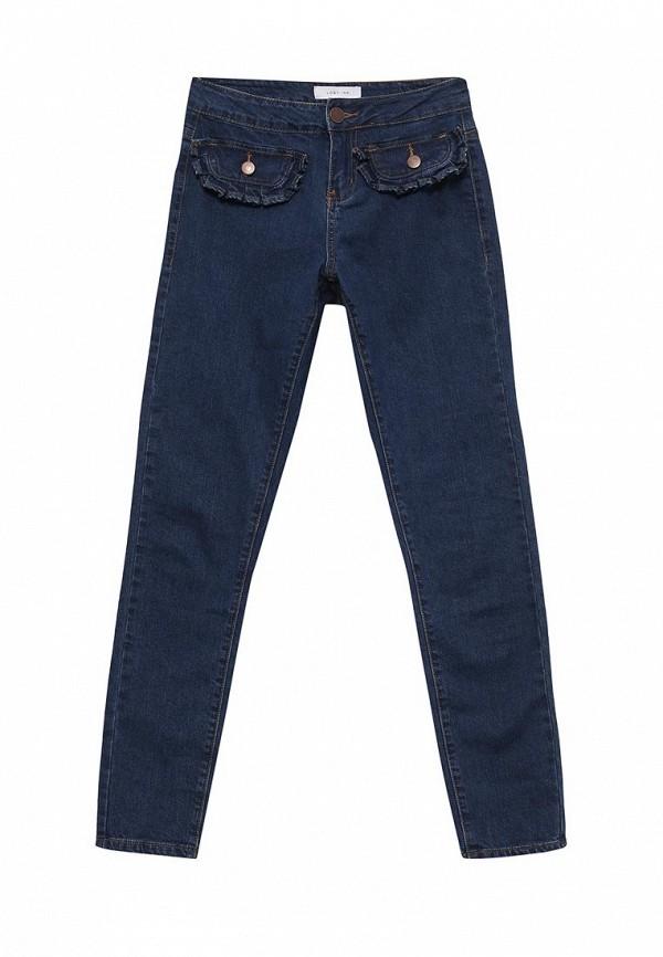 Прямые джинсы LOST INK. (ЛОСТ ИНК.) 501114040530027
