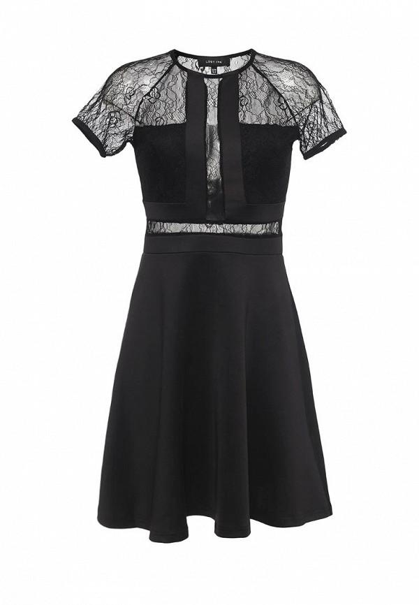 Вечернее / коктейльное платье LOST INK. (ЛОСТ ИНК.) 501115021130001