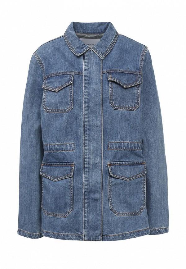 Куртка джинсовая LOST INK LOST INK LO019EWRIS70