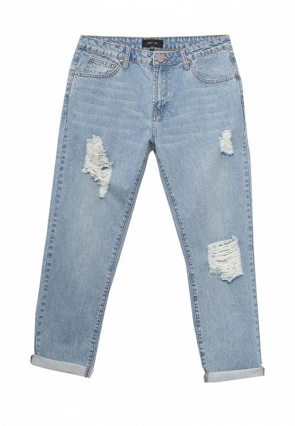 Зауженные джинсы LOST INK. (ЛОСТ ИНК.) 501114040470024
