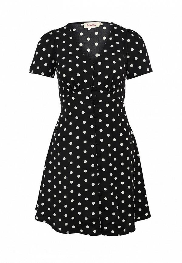 Платье Louche ELLA-SPOT