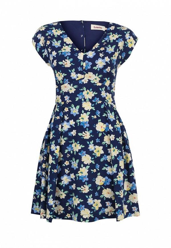 Платье Louche BEGONIA
