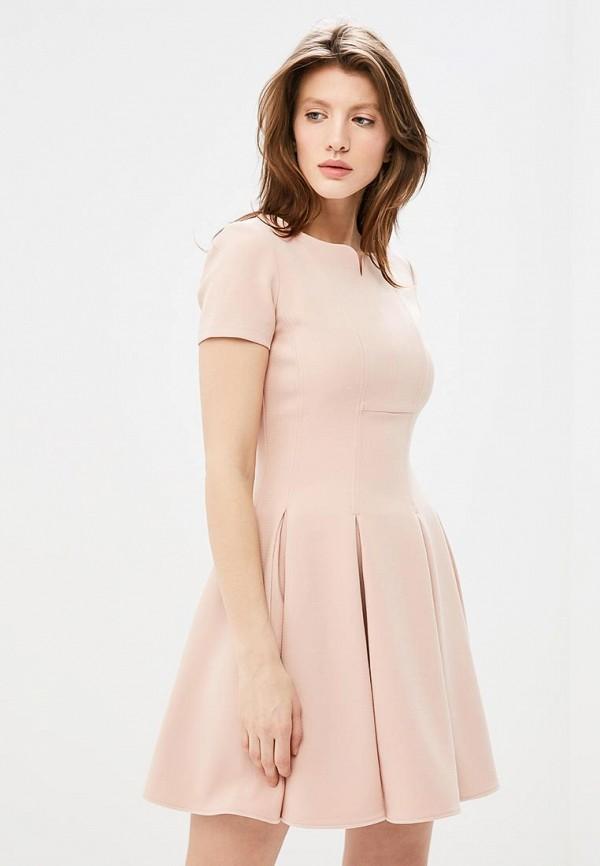 Купить Платье Love Republic, LO022EWACHK1, бежевый, Весна-лето 2018