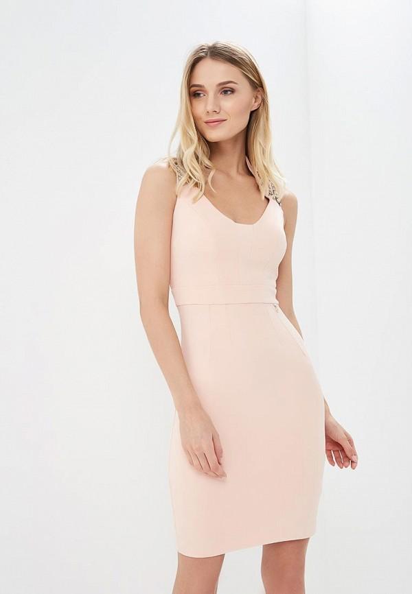 Купить Платье Love Republic, LO022EWBCEQ4, бежевый, Весна-лето 2018
