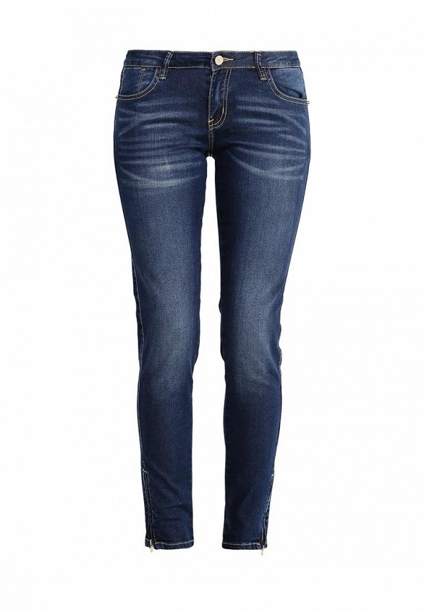 Зауженные джинсы Love Republic 615239705