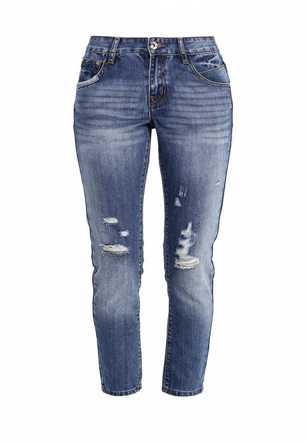 Зауженные джинсы Love Republic 615336704