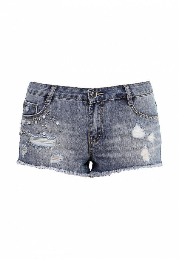 Женские джинсовые шорты Love Republic 625576717
