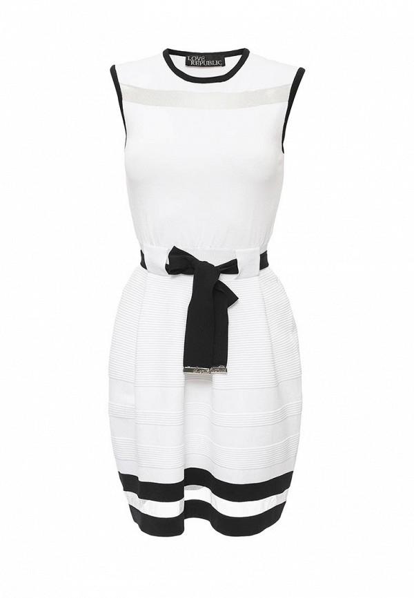 Вязаное платье Love Republic 625445519