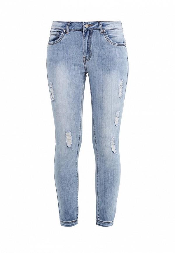 Зауженные джинсы Love Republic 7153502724
