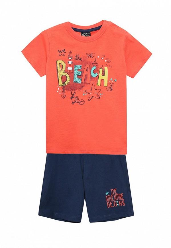 Комплект шорты и футболка Losan