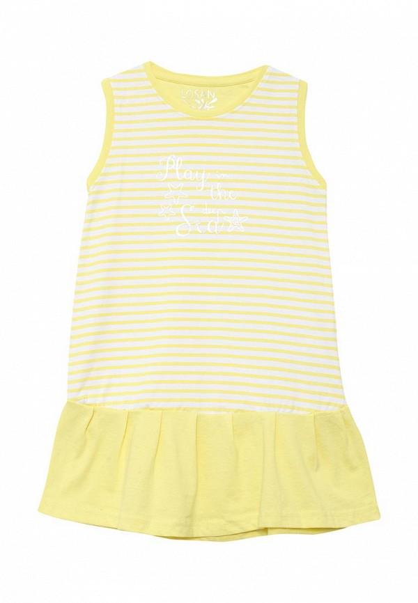 Повседневное платье Losan 616-7055AD