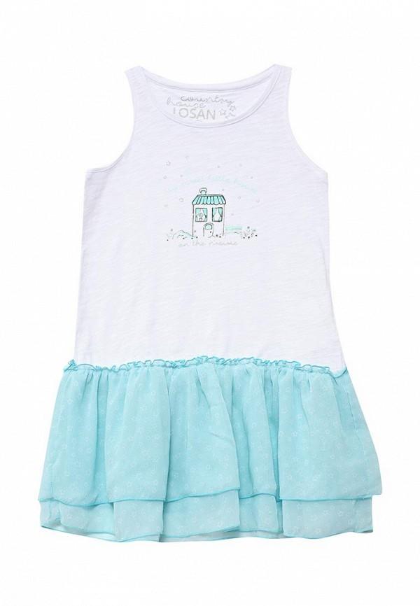 Повседневное платье Losan 616-7029AD