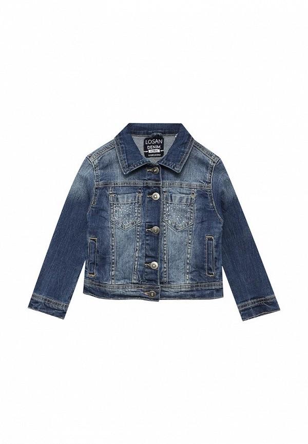 Куртка джинсовая Losan Losan LO025EGSPH16 рубашка losan