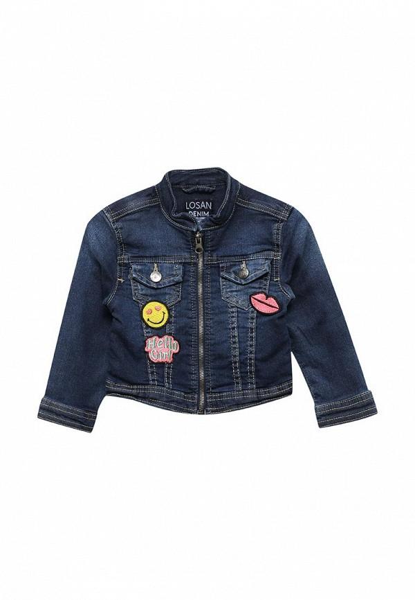 Куртка джинсовая Losan Losan LO025EGSPH17